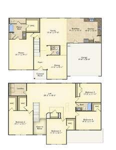 Red Door Homes -  The Arlington