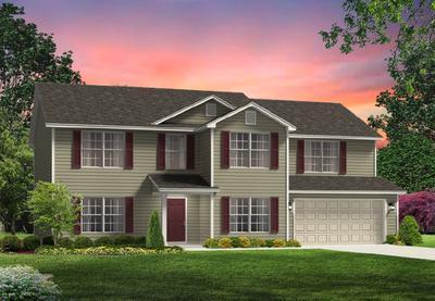Red Door Homes -  The Arlington Classic Elevation